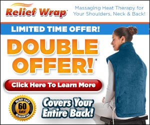 Relief Wrap Double Offer