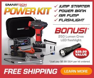 smarttech automotive charge kit