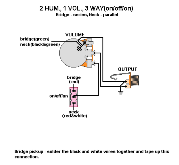 DiMarzio 2 Humbuckers 3 Way Switch?resize\\\\\=631%2C579 dimarzio wiring diagram hecho on dimarzio images free download  at readyjetset.co