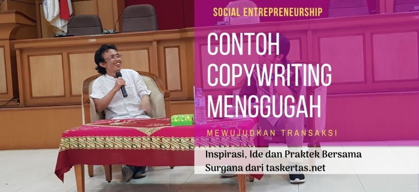 copy writing menggugah