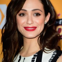Emmy Rossum Plastic Surgery Before After, Breast Implants