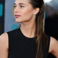 Alicia Vikander Plastic Surgery Before After, Breast Implants