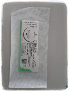 dexon suture