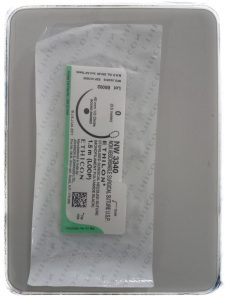 Dexon suture surgical materials Surgical Technology