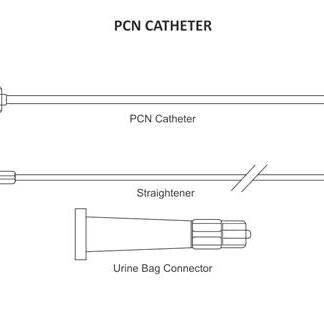 Pigtail Drainage (PCN) Catheter