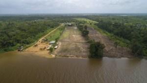 Sir Winston Churchillweg 203, Accaribo - Accaribo - Suriname - Surgoed Makelaardij NV
