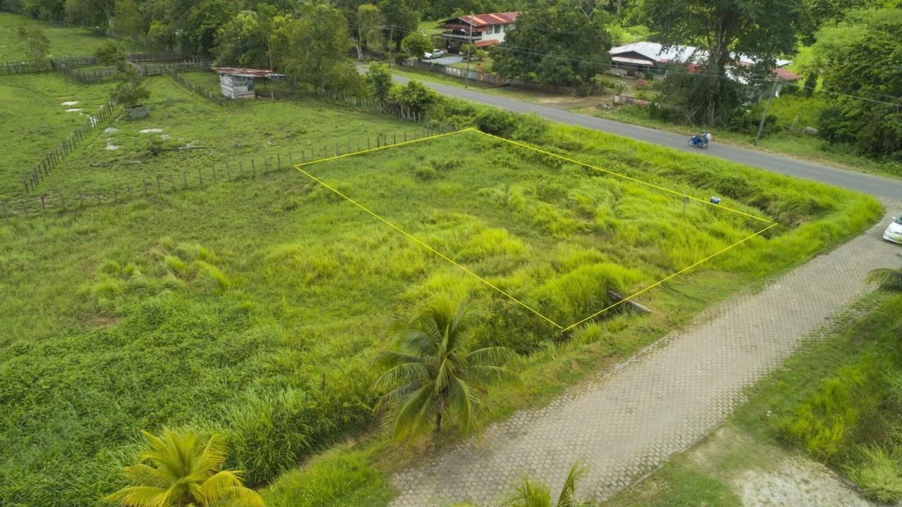 Zonhoop project perceel 94, Tawajari - Hoekperceel - Surgoed Makelaardij NV - Paramaribo, Suriname