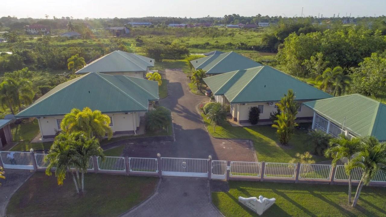 Para Residence - Gated Community te Sir Winston Churchillweg - Surgoed Makelaardij NV - Paramaribo, Suriname
