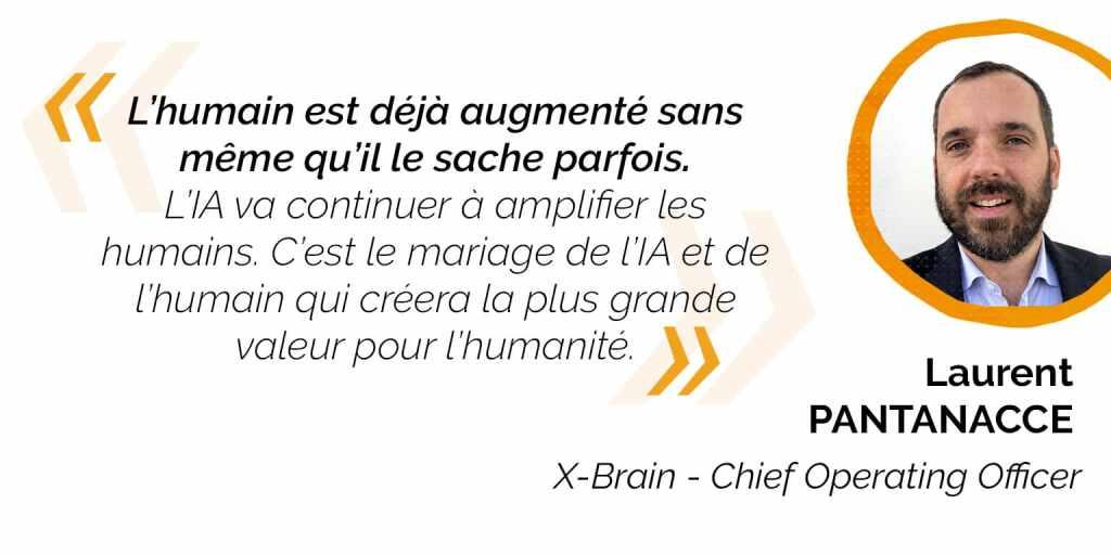 Citation de Laurent Pantanacce sur l'intelligence artificielle et l'éthique
