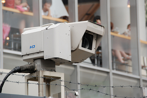 CCTV for commercial security in Berkshire