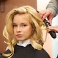 髪の毛の巻き方