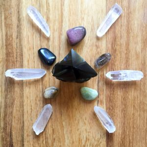 Releasing and Healing Grid Kit