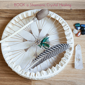 Book a Shamanic Crystal Healing with Melanie in Teneriffe
