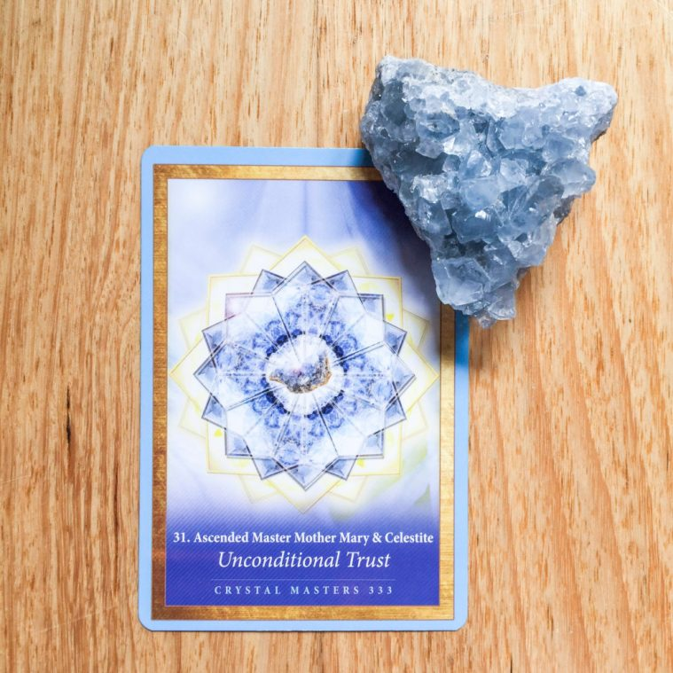 Card of the Day - 12 September: Unconditional Trust - A Surplice of