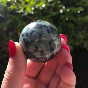 Emerald sphere for sale - A Surplice of Spirit