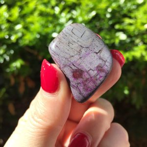 Sugilite specimen for sale - A Surplice of Spirit. Crystal Healing in Brisbane.