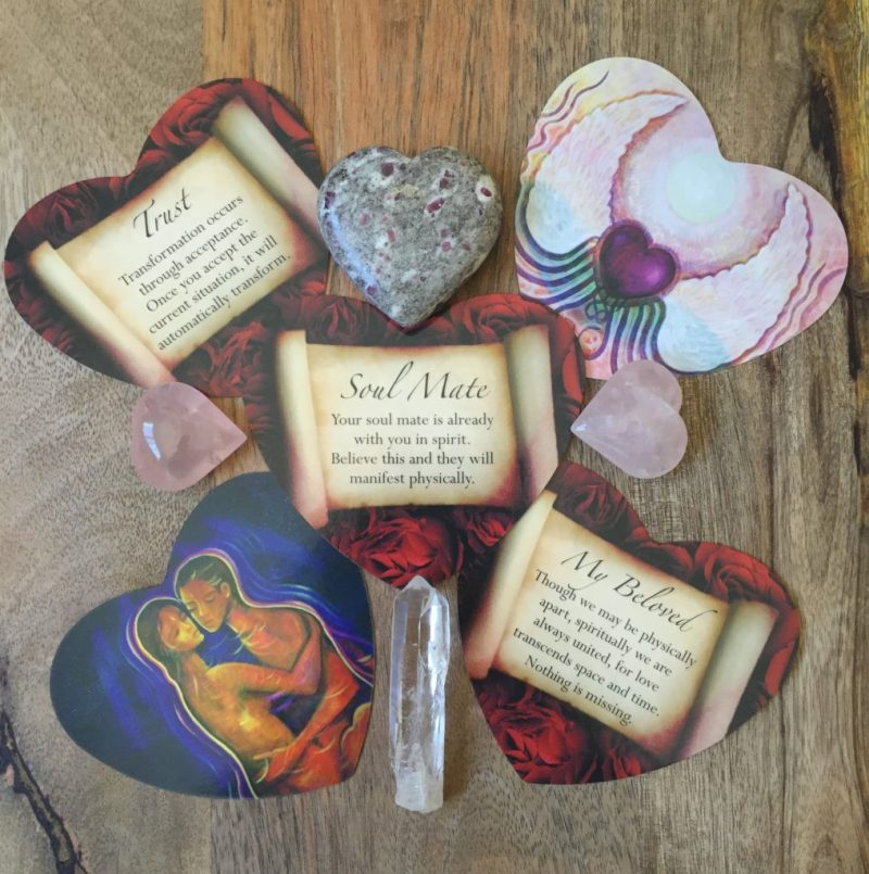 Love Manifesting Blueprint by Melanie Surplice