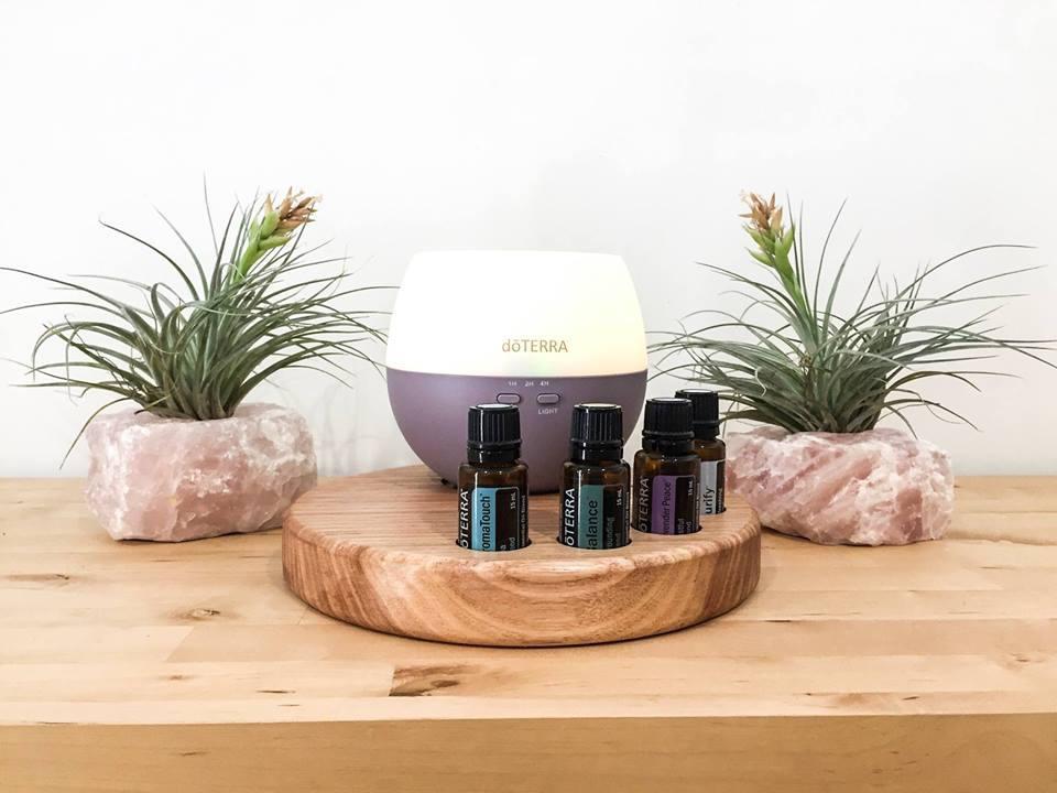 Zen your home with crystals and essential oils