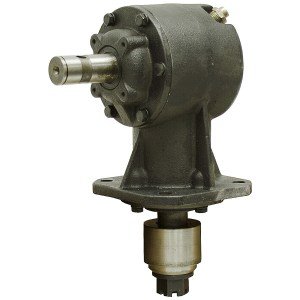 40 HP OMNI GEAR RC30 ROTARY CUTTER GEARBOX 1:146 RATIO MODEL 250001   Rotary Cutter Gearboxes