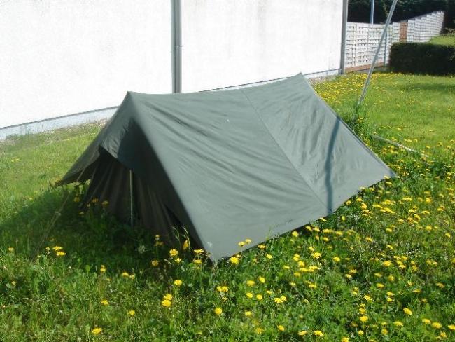 Tente De Camping Surplus Militaire En Ligne Stenay