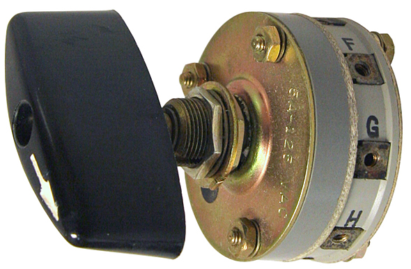 Power Tap Switches