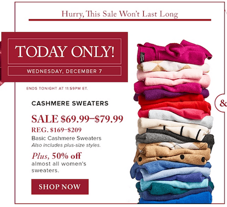 the-bay-cashmere-sweaters-sale