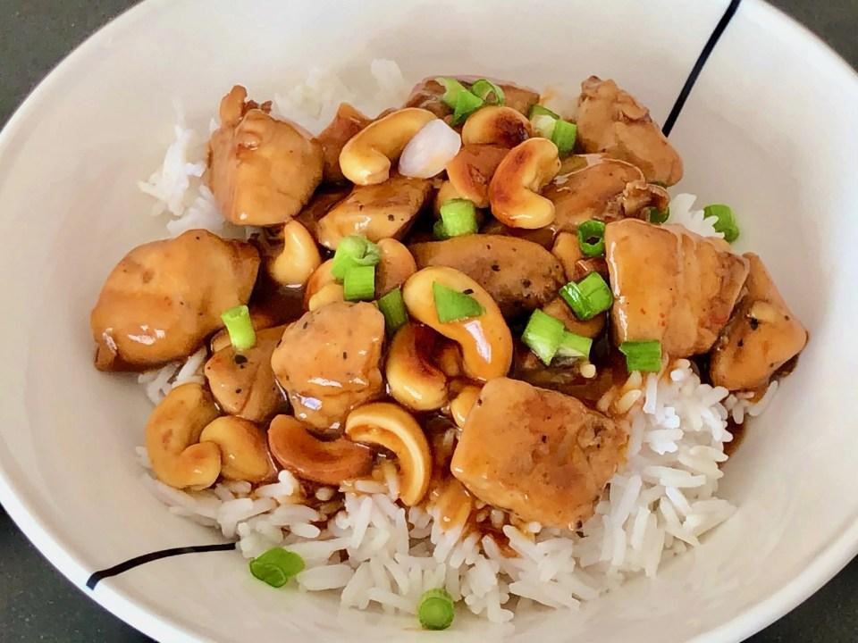 delicious cashew.chicken