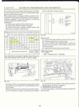 Surrealmirage  Subaru Legacy Swap Electrical info & notes
