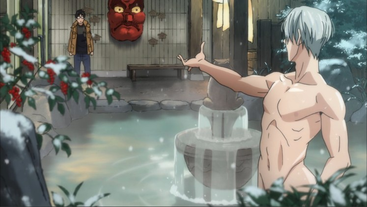 Be as proud of your body as Viktor is about his.