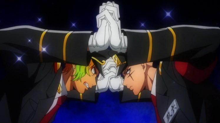Cena and Orton... Naruto and Sasuke... Hajime and Monkey. Legendary rivalries.