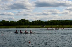 Senior Men // 4+ at Met Regatta