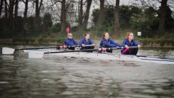 Development Squad // Women's 4+
