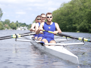 The Prince Albert Challenge Cup 4+