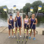 WIM34x at Molesey Regatta