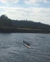 The Beginnner Men's 8 boat.