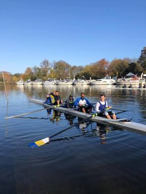 M4+ Kingston Small Boats Head 2018