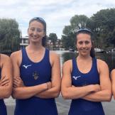 Cecile Flavin, Sophie Hossack, Megan Pearson & Jas Bone - Aspirational Academic 4-