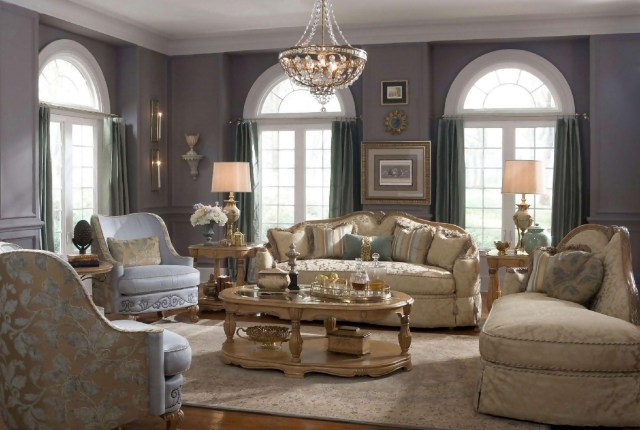Using Antique And Vintage Items In A Modern Interior