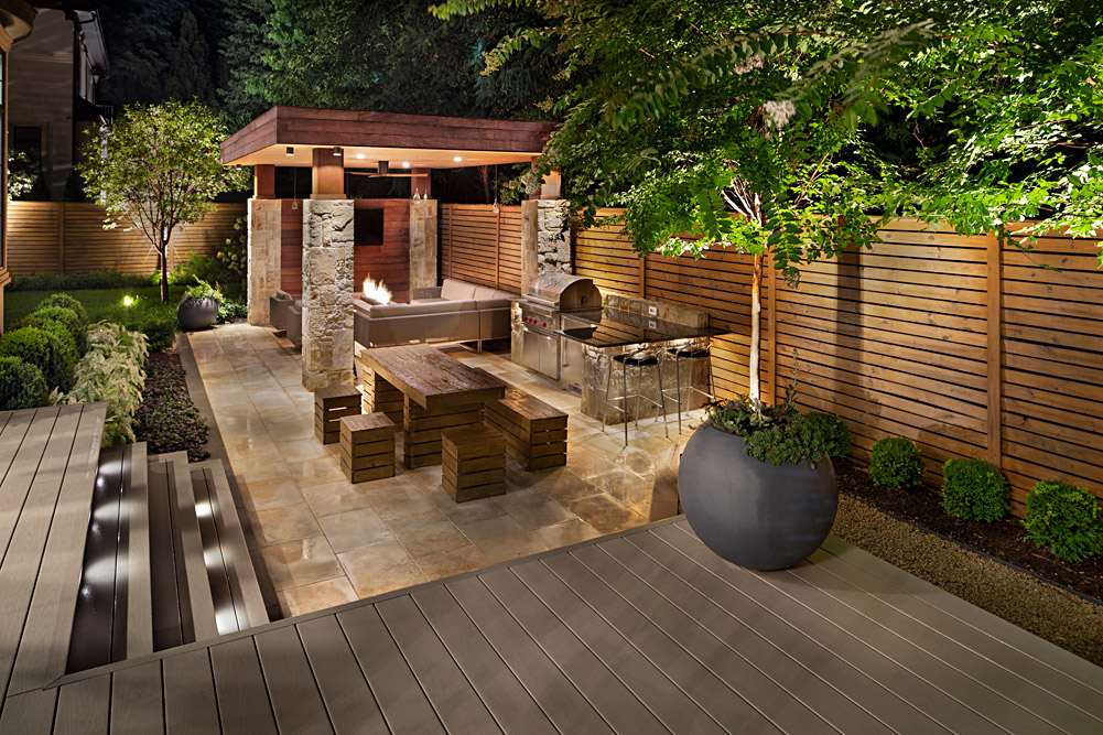 Landscaping in Small Yards | Surrounds Landscape ... on Small Backyard Landscaping  id=11769