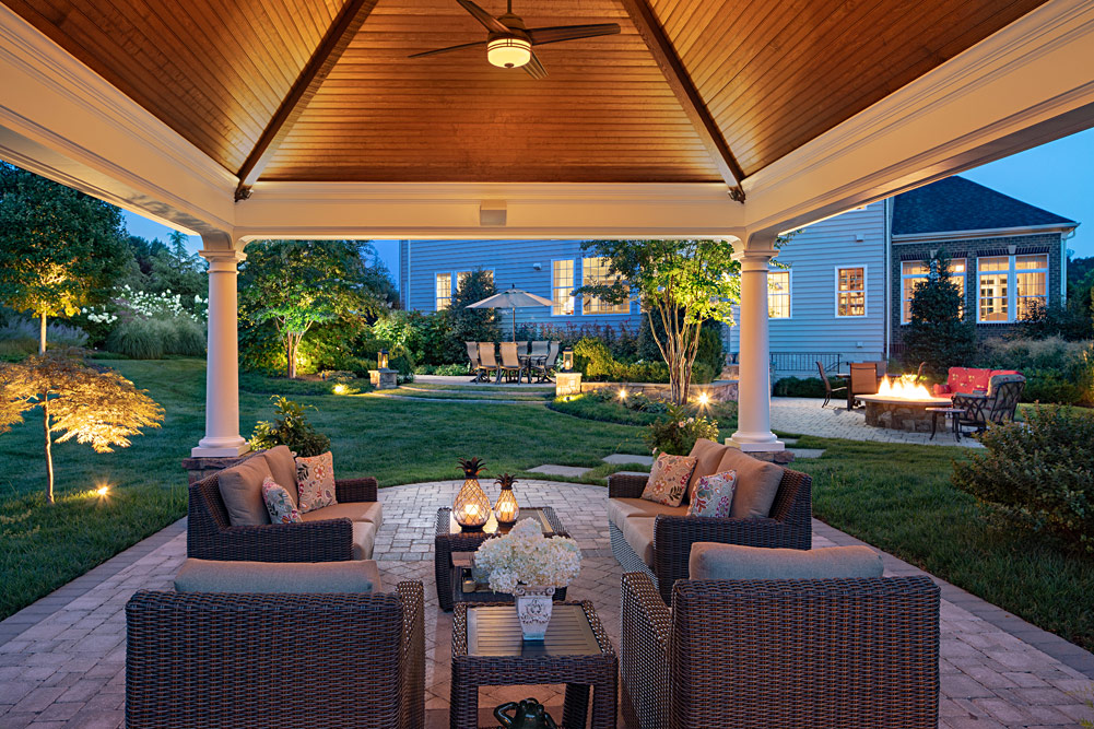 Expand Your Living Space with Outdoor Rooms | Surrounds ... on Garden Living Space id=12609