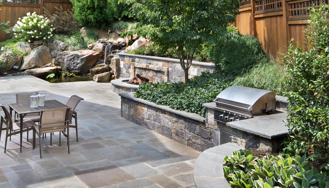 Everything You Need to Know to Plan Your Outdoor Kitchen ... on Patio Grill Station  id=83395