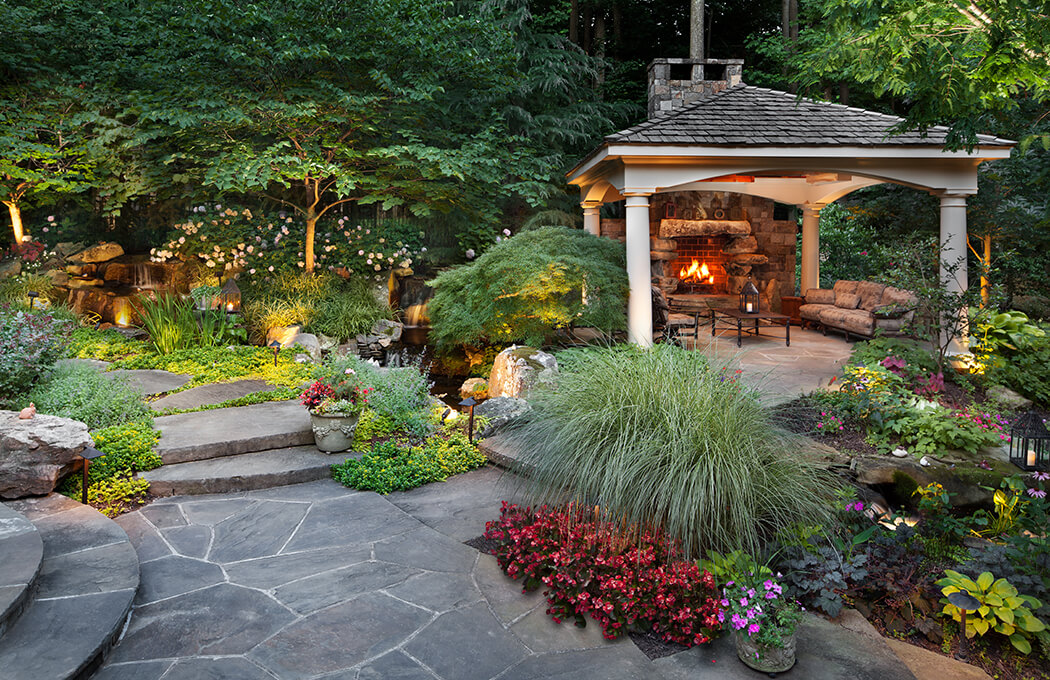 Expand Your Living Space with Outdoor Rooms | Surrounds ... on Outdoor Living And Landscapes id=20433
