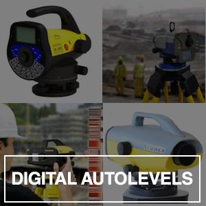 Digital Autolevels