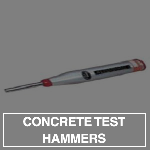 Concrete Test Hammers