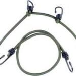 Corde elastiche con ganci