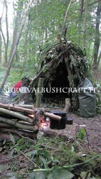costruire un rifugio