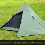 DD SuperLight - Pyramid Tent