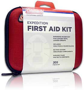 Coleman First Aid Kit