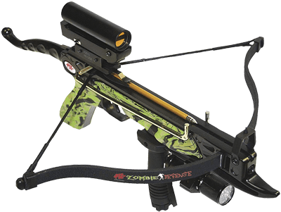PSE Zombie Defense Pistol Crossbow
