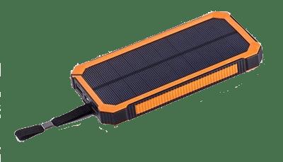 Dualpow Portable Dual USB Solar Battery Charger